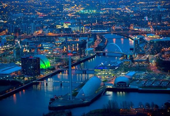 Glasgow en de Schotse Hooglanden
