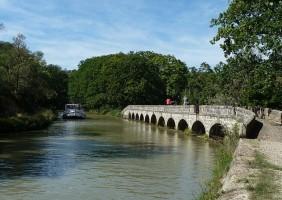 Canal du Midi – fietsen en wandelen in de Katharen streek