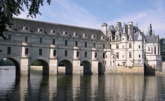 Kasteel van Chenonceaux, Frankrijk