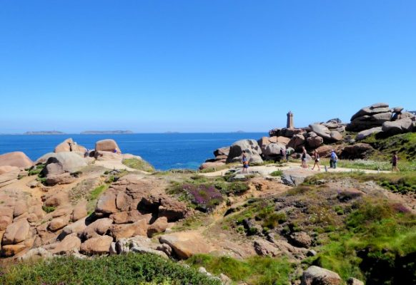 La Côte de Granit Rose en zijn eilanden – Bretagne